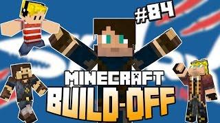 Minecraft Build Off #84 - 1x OVERGENOMEN DOOR HARM!