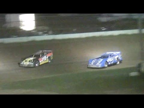 RUSH Crate Late Model | Ralph & Peggy Grimes Memorial | McKean County Raceway | 7-25-14