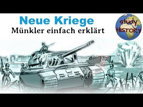 Münklers Neue Kriege