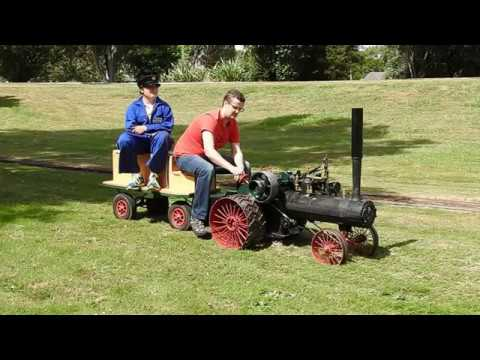 Palmerston North Model Engineering Club LOCOMOTION Annual Event 4/5th March 2017
