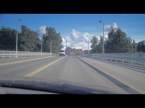 Road trip - Finland, Sastamala