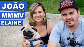 João e Elaine do MMMV e Torresmo Dog! - Quatro Patas Entrevista