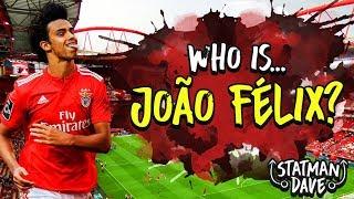Who is Joao Felix? | Man Utd Should Target The Next Griezmann