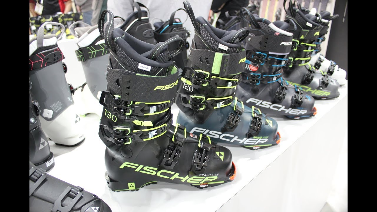 Sneak Peek: Fischer Ranger Free 130 AT Boots