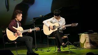 Mosaic - Sungha Jung ft Duy Phong (Viet Nam 2014)
