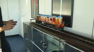 WDM2 Gooty Handbuilt model locomotive