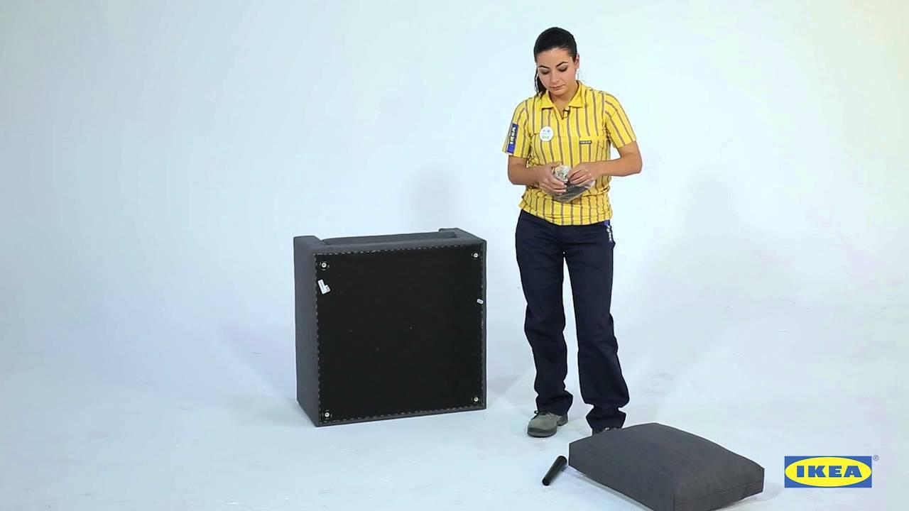Instrucciones montaje ikea sill n friheten youtube - Ikea coste montaje ...