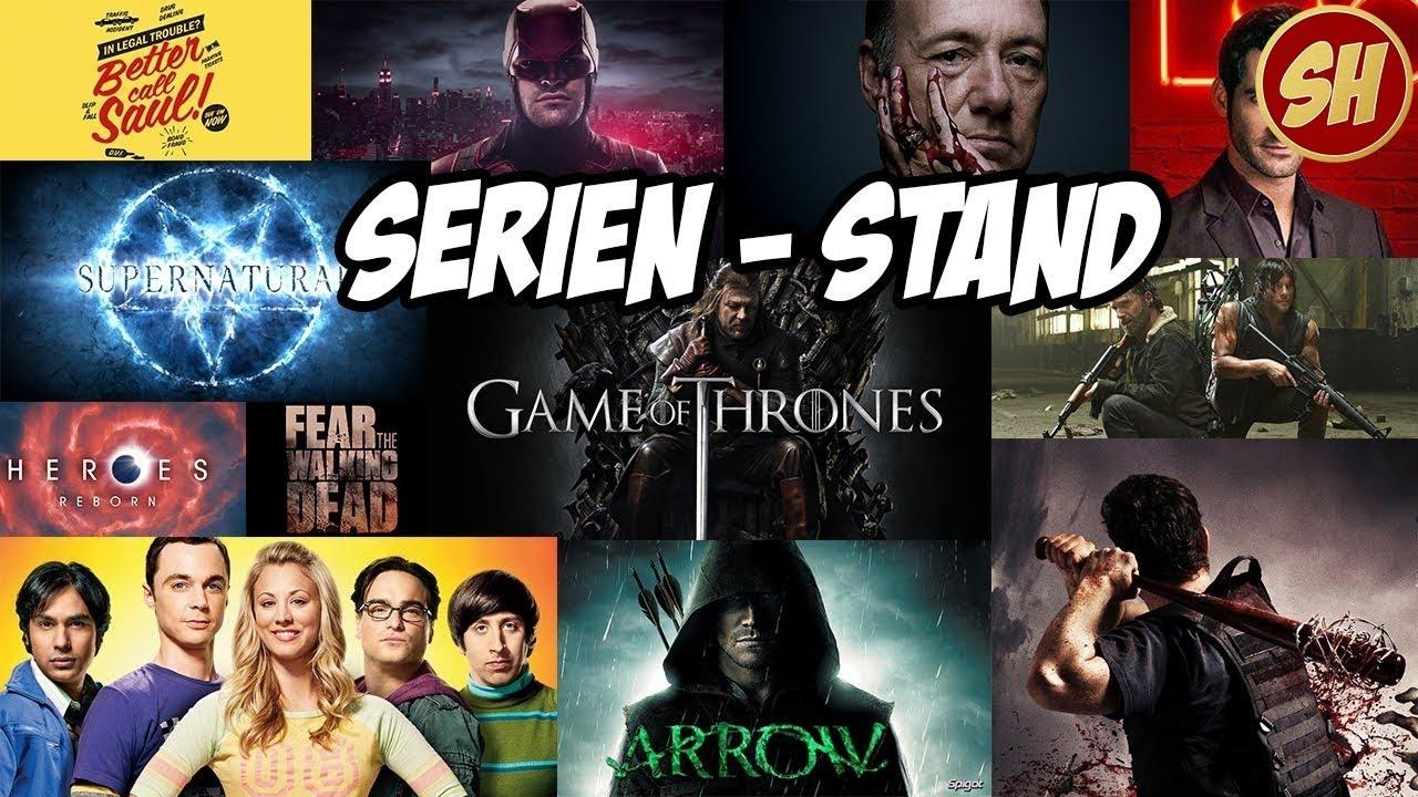 Aktuelle Serien