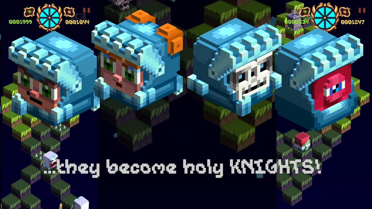 Knight Fright - Rogue-like Monster Stomper!