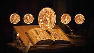 Уникальная книга! Евангелие. Аукцион Виолити
