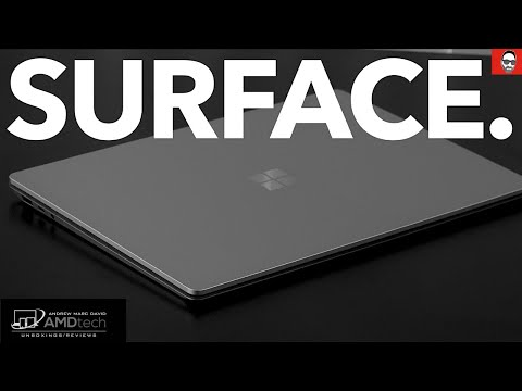 NEW Surface Laptop 4 with AMD Ryzen 5 Surface Edition