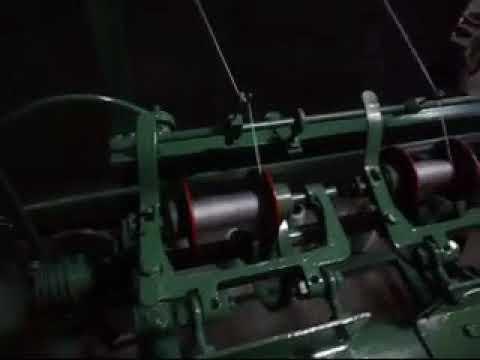 CMS-Pom Pom Bobbin Winding Machine