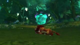 WoW Legion - Feral Druid - Unlocking Hidden Artifact Skin