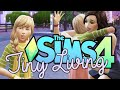 The Sims 4 | Tiny Living | #3 [Meeting Elsa + Making Friends]