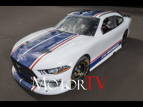 All-New 2020 NASCAR Xfinity Series Mustang Unveiled l Highlights