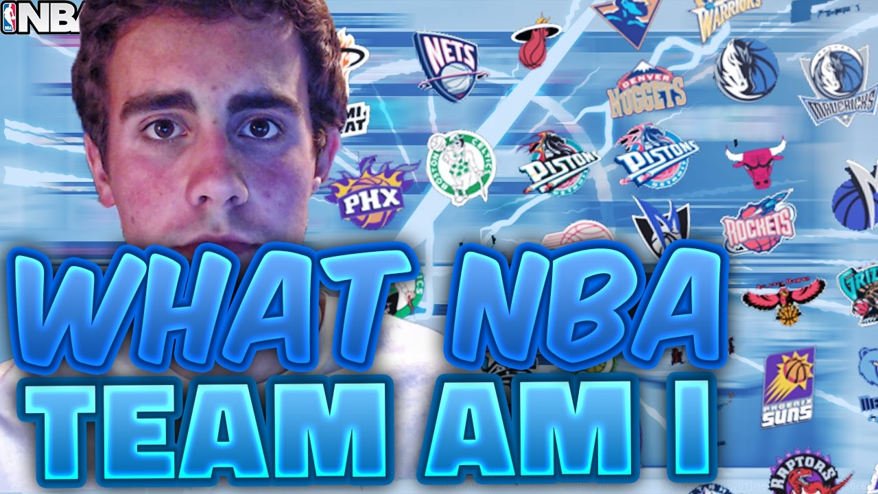 what nba team am i