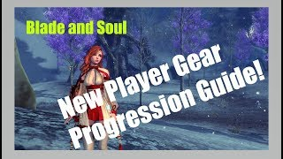 Blade and Soul - Mushin Tower 20F BladeMaster 01:52 (Low