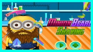 SHAVE THE MINION! | Fun & Games | Toys & Kids Rhymes