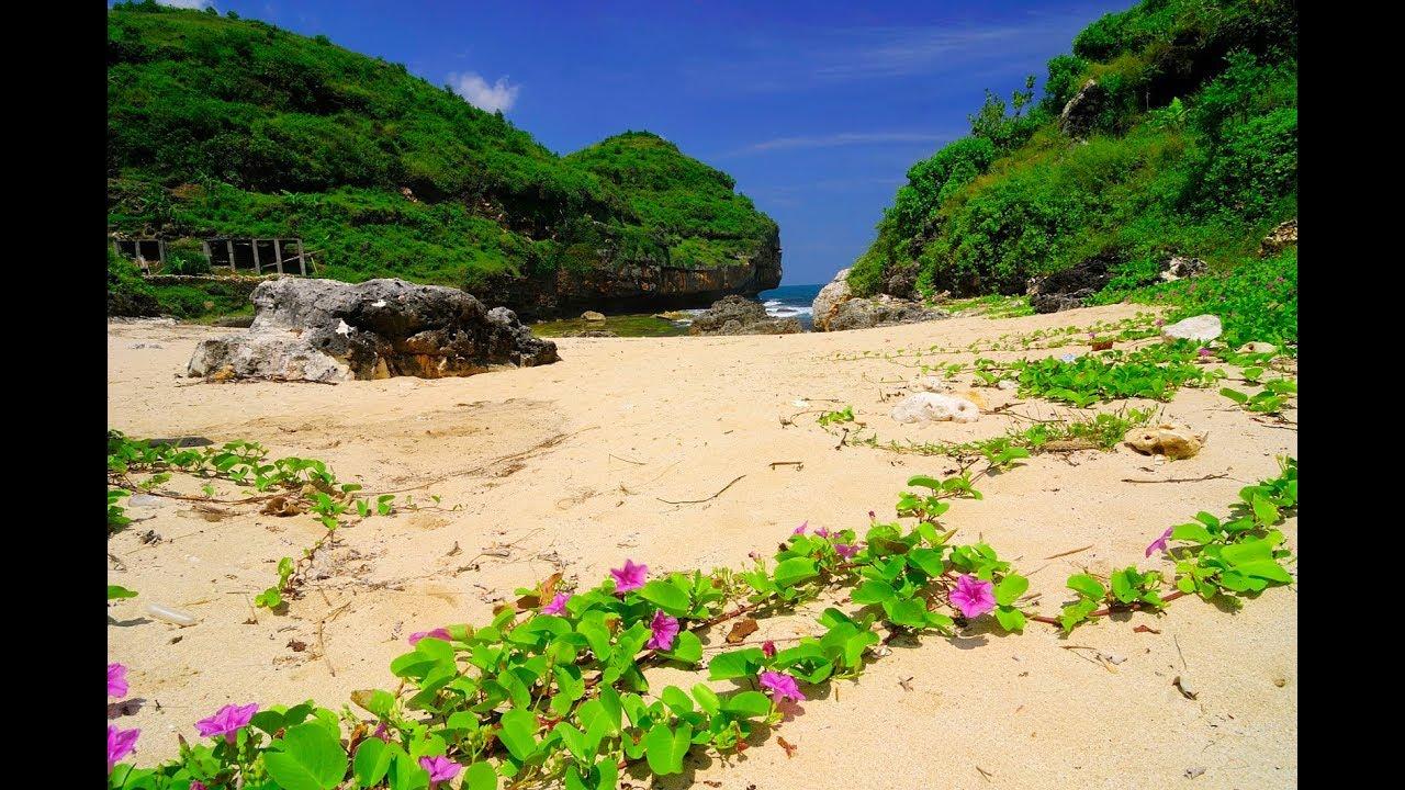 5 Pantai Bagus Di Gunungkidul Yang Masih Sepi Pengunjung ...