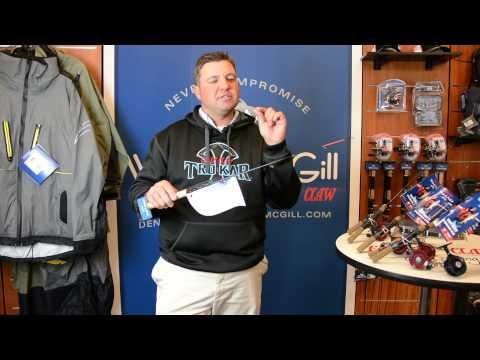 Wright & McGill Tony Roach Panfish Rods