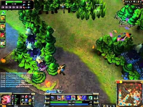 1800 ELO - Jungle Alistar - 5v5 - Summoner's Rift LoL League of Legends