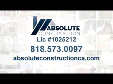 Absolute Construction, General Construction Services in Los Angeles, California