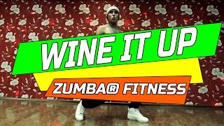 Lucenzo feat. Sean Paul - Wine It Up | Zumba Fitness 2017