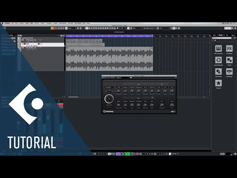 Rotary | Effects and Plug-ins Included in Cubase