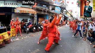 NHƠN NGHĨA ĐƯỜNG TÊ NGƯỜI VỚI MÀN BIỂU DIỄN | Hữu Vlog | Dấu Chân Sài Gòn