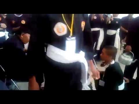 Pengesahan warga purwa pencak silat cempaka putih pscp cabang pati tahun 2017