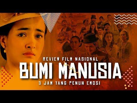 3 Jam Penuh Emosi - Review Film BUMI MANUSIA