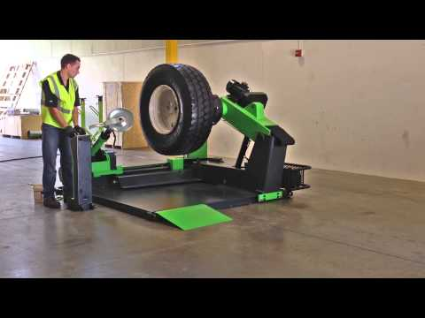 WS-12660 Tire Changer - Training Video