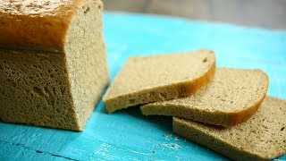 How To Make Whole Wheat Brown Bread | Whole Wheat Flour Bread Recipe | Whole Wheat Bread by Upasana