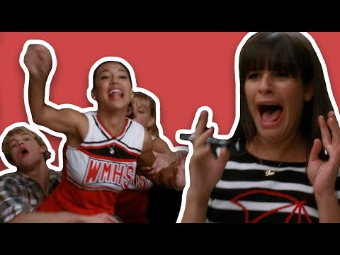 Santana Lopez Going All Lima Heights For 3 Glee Minutes