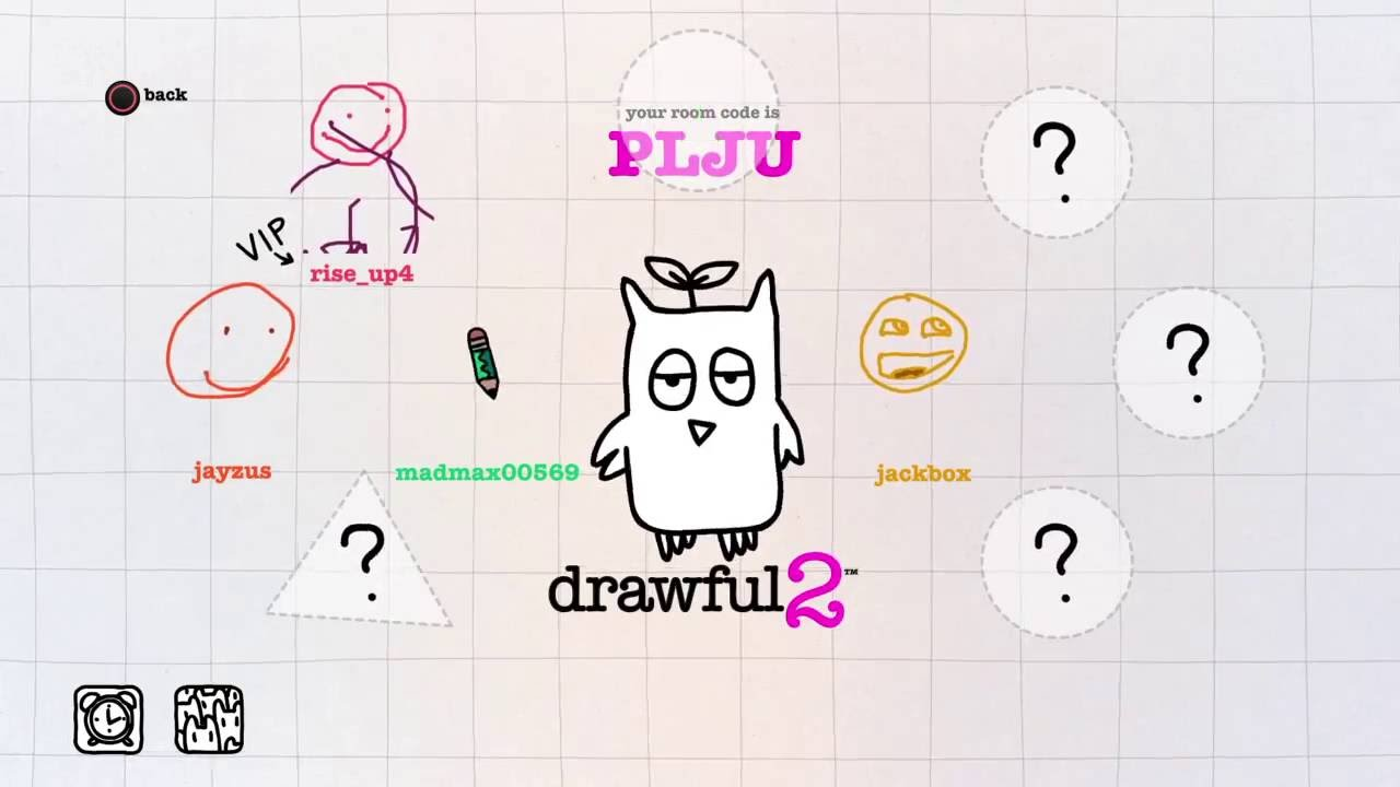 Drawful 2 by Jackbox Games. Gameplay & Impression - YouTube
