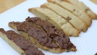 How To Make Biscotti -  Italian Cookies Recipe By Rockin Robin