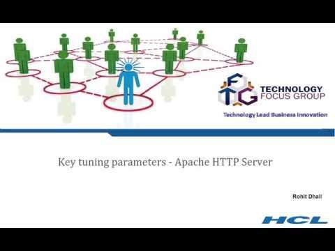 Apache HTTP Server Performance Tuning