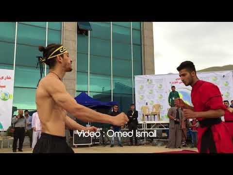 University of Human Development, Slemani, Kurdistan Region of Iraq   Shaolin School  Part 2  1