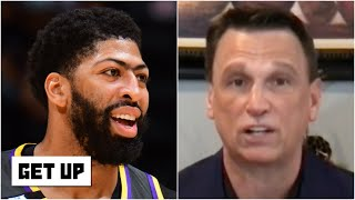 Tim Legler on how the Lakers can avoid the play-in tournament | Get Up