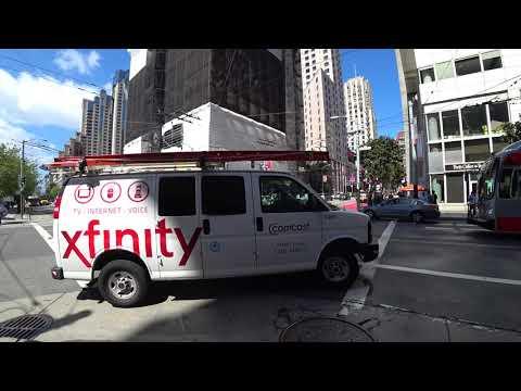 San Francisco CA City Tour Paul Ranky 4K UHD H264 Video