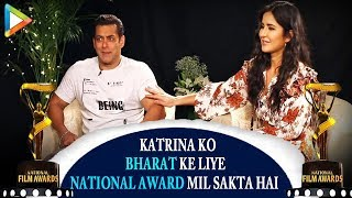 "Salman Khan: ""When Priyanka Got BIGGEST Film, She Dumped it""| Bharat | Katrina"