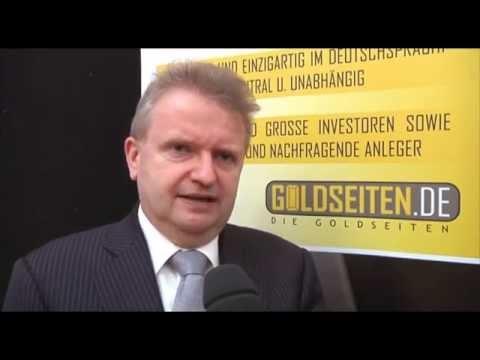 Gold-Update 2015 auf der Edelmetallmesse in München