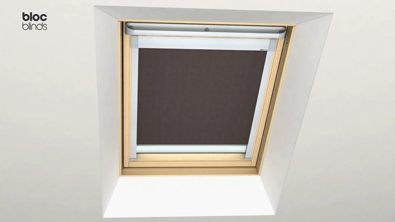 Cortinas persianas para ventanas de tejado instalaci 243 n for Persianas velux precios