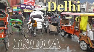 India - Two Faces of Delhi
