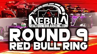Nebula rFactor F1 2017 | Austrian Grand Prix | Full Race Stream