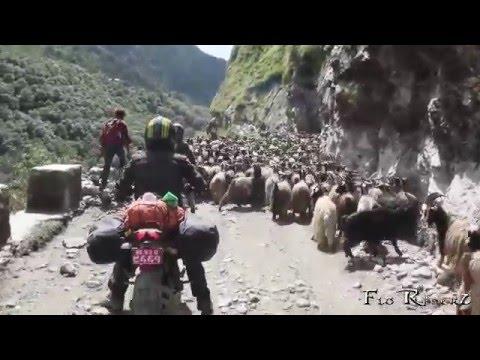 Upper Mustang -Nepal- Flo Riderz