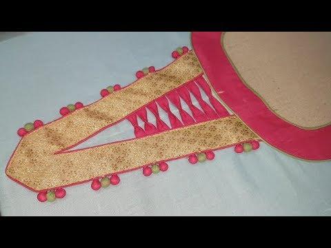 Stylish Kurti Neck Designs Cutting and Stitching