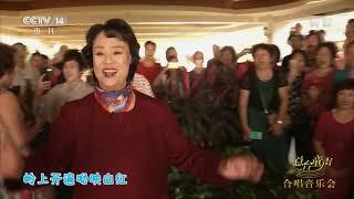 [大手牵小手]歌曲《映山红》 领唱:邓玉华|CCTV少儿