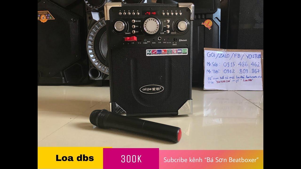 """(đã bán) Thanh lý cũ giá sốc 300k loa """"Daili S8"""""""