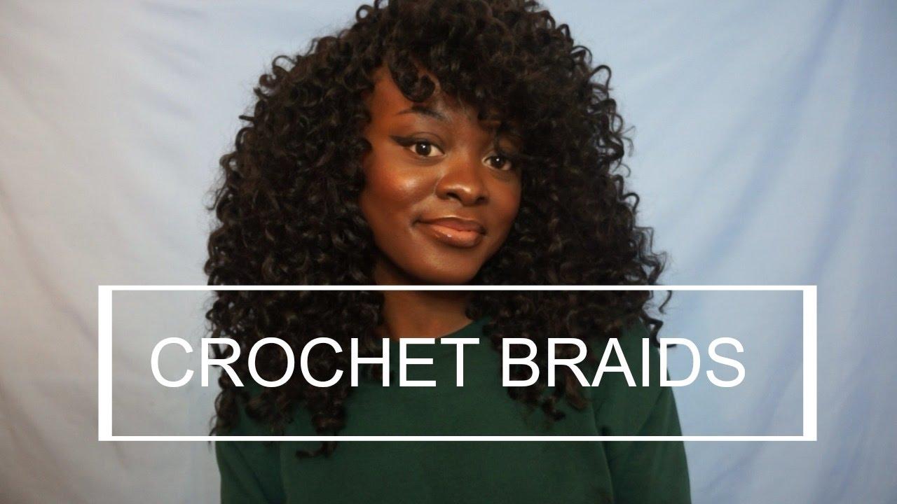 My Crochet Braids Cost 3367 Naomie Lebé Youtube